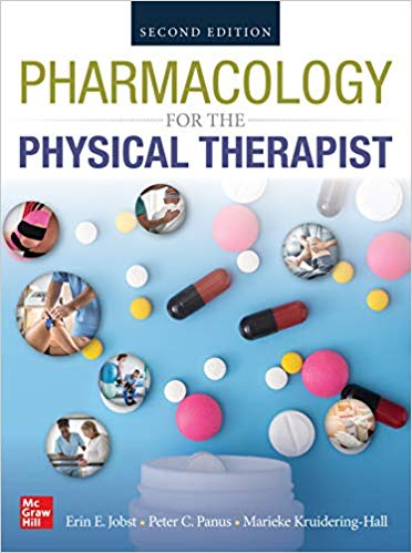 PHARMACOLOGY FOR THE PHYSICAL THERAPIST, SECOND EDITION-Original PDF
