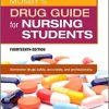 Mosby's Drug Guide for Nursing Students 14th Edition-Original PDF