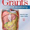 Grant's Atlas of Anatomy 15th Edition-EPUB