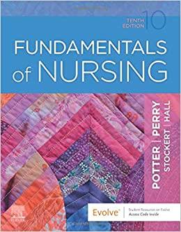 Fundamentals of Nursing 10th Edition-Original PDF
