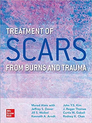 Treatment of Scars from Burns and Trauma-Original PDF