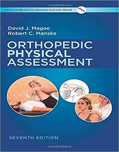 Orthopedic Physical Assessment 7th Edition-Original PDF