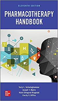 Pharmacotherapy Handbook, Eleventh Edition-Original PDF