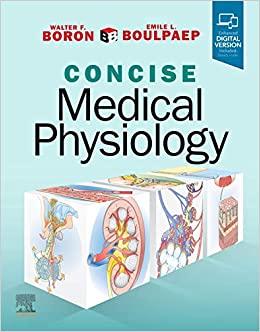 Boron & Boulpaep Concise Medical Physiology-Original PDF