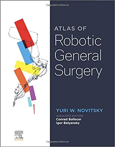 Atlas of Robotic General Surgery-Original PDF