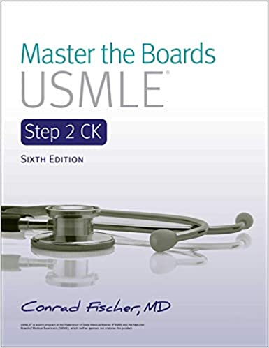 Master the Boards USMLE Step 2 CK 6th Edition-EPUB+AZW+Converted PDF