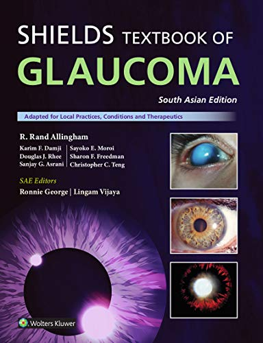 Shields Textbook of Glaucoma-Original PDF