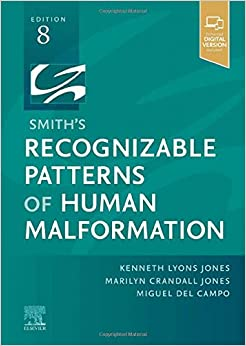 Smith's Recognizable Patterns of Human Malformation 8th Edition-Original PDF