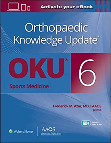Orthopaedic Knowledge Update®: Sports Medicine 6 (AAOS - American Academy of Orthopaedic Surgeons) Sixth Edition-EPUB+Converted PDF