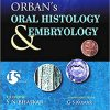 Orban's Oral Histology and Embryology 2nd Edition-Original PDF