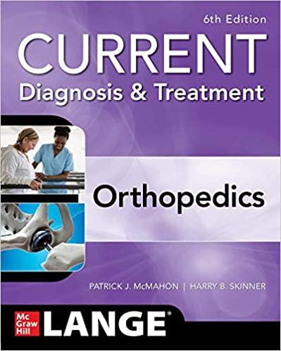 CURRENT Diagnosis & Treatment Orthopedics, Sixth Edition (Current Diagnosis and Treatment in Orthopedics)-High Quality PDF