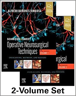 Schmidek and Sweet: Operative Neurosurgical Techniques 2-Volume Set: Indications, Methods and Results-Retial PDF