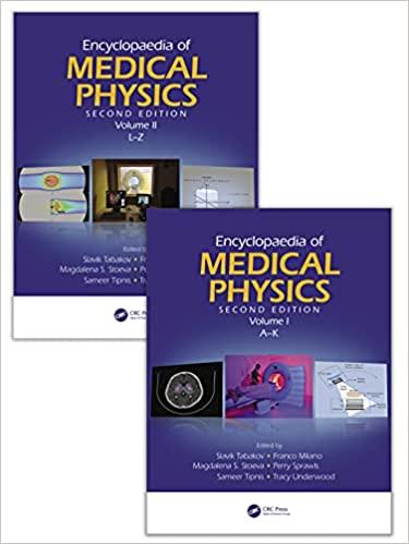 Encyclopaedia of Medical Physics: Two Volume Set 2nd Edition-Original PDF