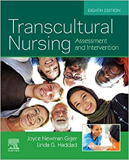 Transcultural Nursing: Assessment and Intervention 8th Edition-Retial PDF