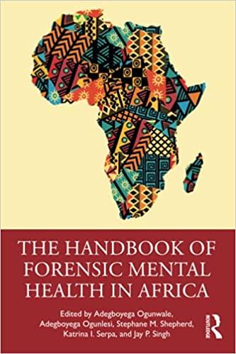 The Handbook of Forensic Mental Health in Africa-Original PDF