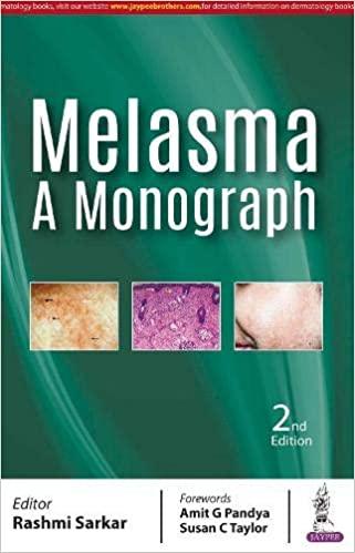 Melasma :A Monograph 2nd Edition-Original PDF