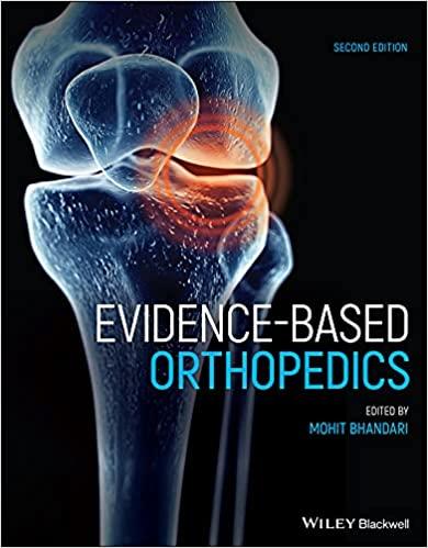 Evidence-Based Orthopedics (Evidence-Based Medicine) 2nd Edition-Original PDF