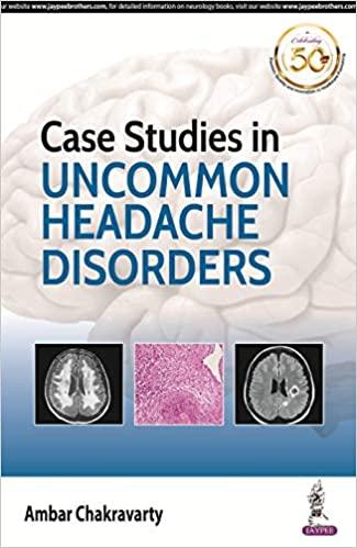 Case Studies in Uncommon Headache Disorders-Original PDF