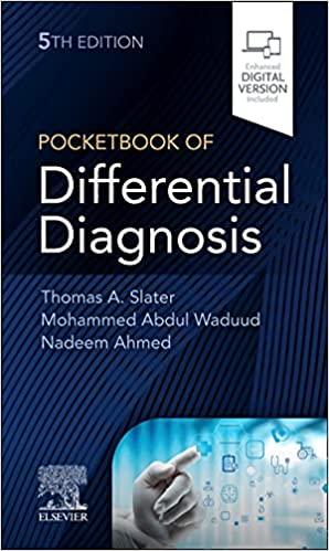 Pocketbook of Differential Diagnosis 5th Edition-Original PDF