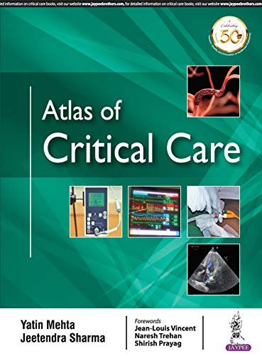 Atlas of Critical Care-Original PDF