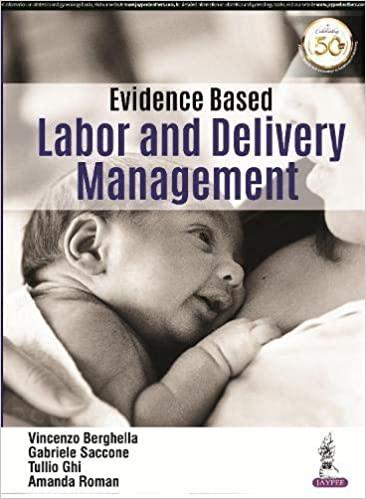 Evidence Based Labor and Delivery Management-Original PDF