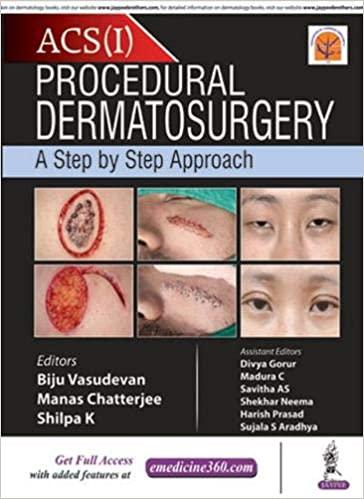 Procedural Dermatosurgery: A Step by Step Approach-Original PDF