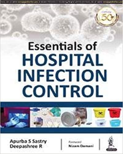 Essentials Of Hospital Infection Control-Original PDF