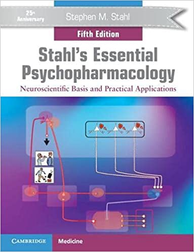 Stahl's Essential Psychopharmacology: Neuroscientific Basis and Practical Applications 5th Edition-Original PDF