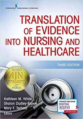 Translation of Evidence Into Nursing and Healthcare 3rd Edition-Original PDF