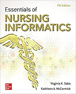 Essentials of Nursing Informatics, 7th Edition-EPUB
