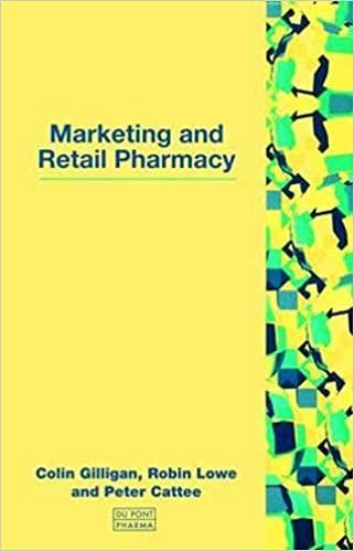 Marketing and Retail Pharmacy-Original PDF