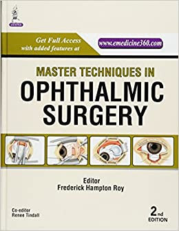 Master Techniques in Ophthalmic Surgery 2nd Edition-Original PDF
