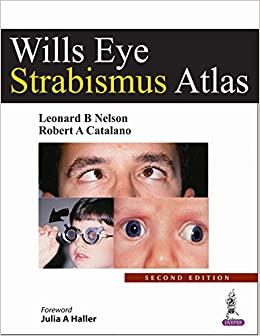 Wills Eye Strabismus Atlas 2nd Edition-Original PDF