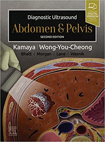 Diagnostic Ultrasound: Abdomen and Pelvis 2nd edition-Original PDF