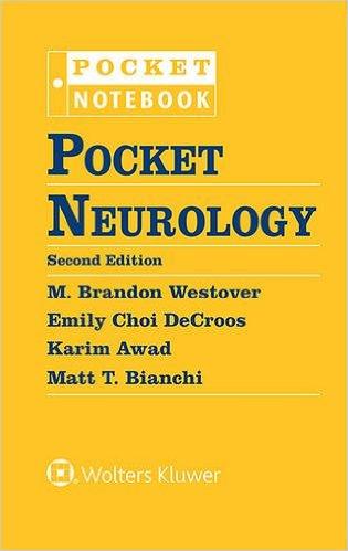 Pocket Neurology (Pocket Notebook Series) Second edition-EPUB