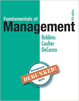 Fundamentals of Management: Essential Concepts and Applications 10th Edition-EPUB