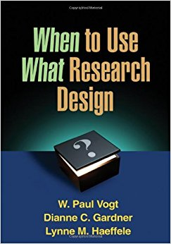 When to Use What Research Design-Original PDF