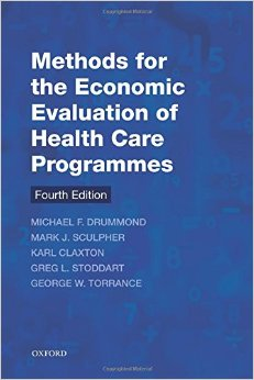 Methods for the Economic Evaluation of Health Care Programmes (Oxford Medical Publications)-Original PDF