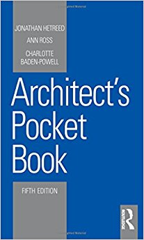Architect's Pocket Book (Routledge Pocket Books) 5th edition-Original PDF
