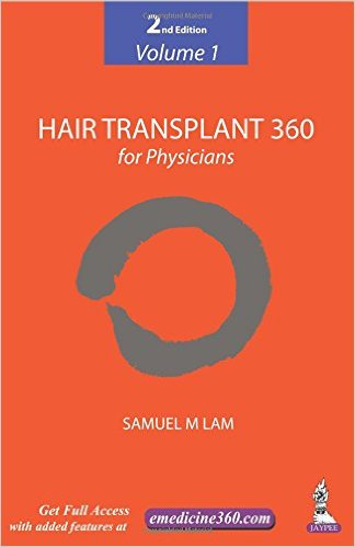 Hair Transplant 360 for Physicians Volume 1 -Original PDF+Videos