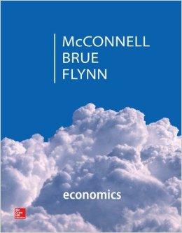 Economics: Principles, Problems, & Policies (McGraw-Hill Series in Economics) 20th Edition-Original PDF