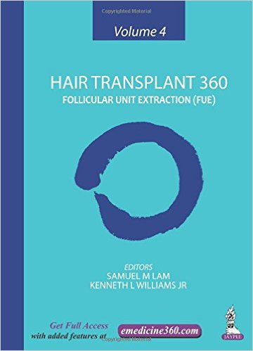 Hair Transplant 360: Follicular Unit Extraction (FUE) Volume 4 -Original PDF+Videos
