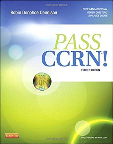 PASS CCRN®!, 4e-Original PDF