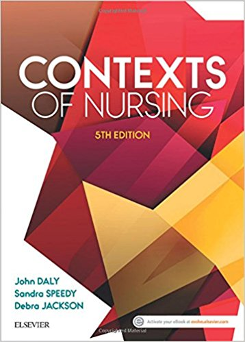 Contexts of Nursing: An Introduction, 5e-Original PDF