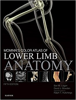McMinn's Color Atlas of Lower Limb Anatomy, 5e-Original PDF