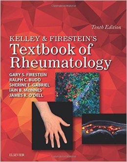 Kelley and Firestein's Textbook of Rheumatology, 2-Volume Set, 10e-Original PDF + Videos