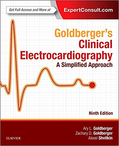 Goldberger's Clinical Electrocardiography: A Simplified Approach, 9e-Original PDF+Videos