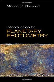 Introduction to Planetary Photometry-Original PDF