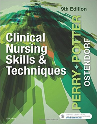 Clinical Nursing Skills and Techniques, 9e-Original PDF