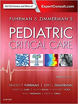 Pediatric Critical Care, 5e-Original PDF